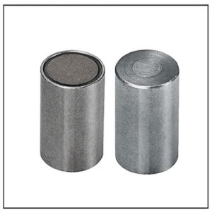 8mm Flat SmCo Deep Pot Magnet