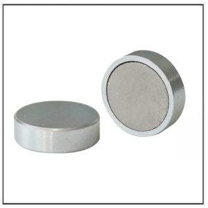 Flat SmCo Round Base Magnet