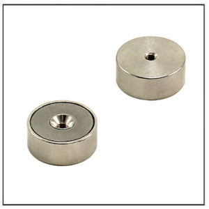 SmCo Countersunk Pot Magnets