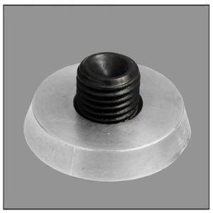 42mm Threaded Fixing Neodymium Inserted Magnet