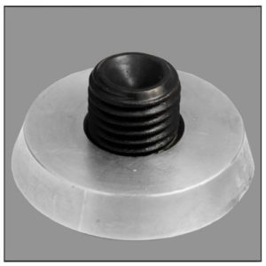 52mm NdFeB Embeded Socket Fixing Magnet