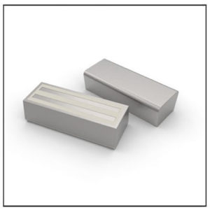 900kg Precast Loaf Magnet Metal Blocks