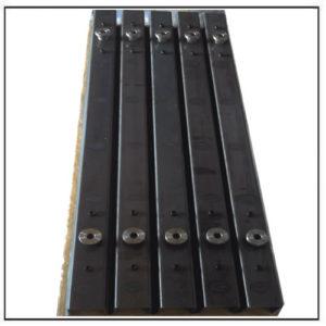 U-profile Shuttering System U60 with 2 chamfers