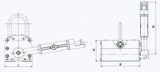 magnetic-lifter-drawing