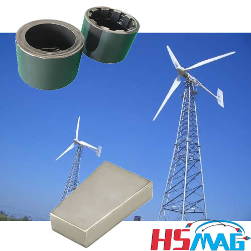 Neodymium Magnet is The Heart of Wind Turbines